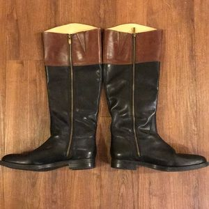 09cdb0f50ca5 Enzo Angiolini Shoes - Enzo Angiolini  Ellerby  Leather Riding Boots